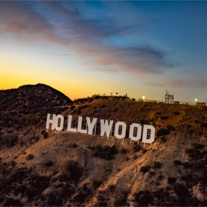 The Hollywood Strip Tour. Los Angeles helicopter tours.