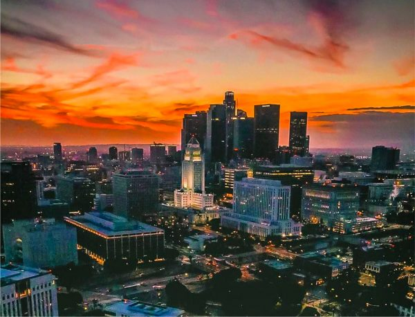 The LA Tour. Los Angeles helicopter tours.