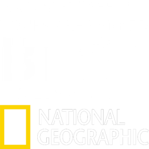 Ranked best tour in Los Angeles by National Geographic